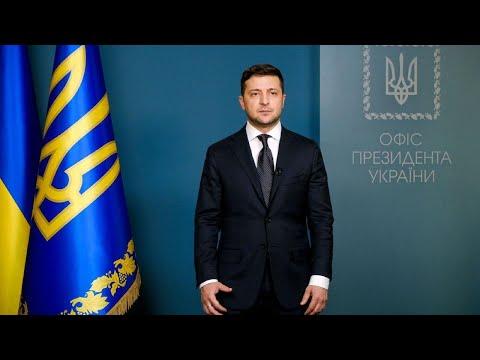 Пресконференція Президента України Володимира Зеленського. Частина 1