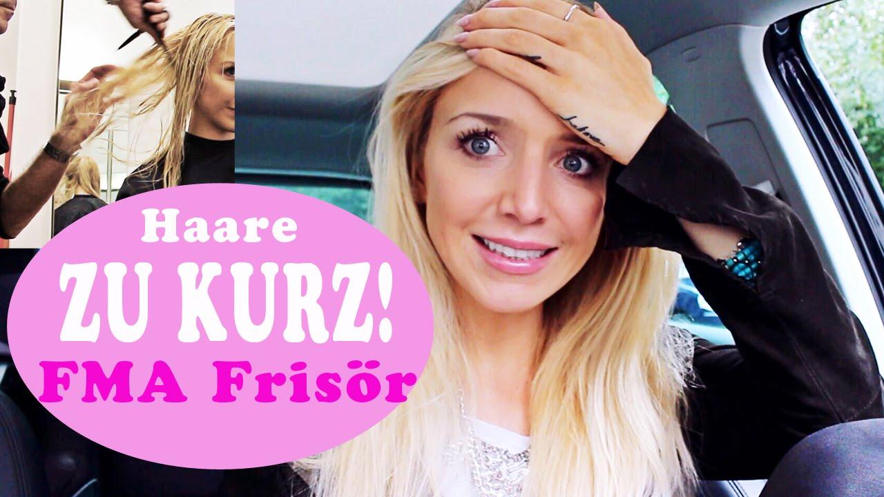 Neue Haare Schnipp Schnapp Haare Ab Farbe Friseurbesuch Vlog