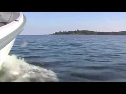 vänersee,-schweden:-im-motorboot-zu-inseln,-buchten,-bewaldeten-ufern