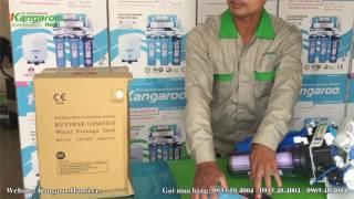 Hướng dẫn chi tiết cách lắp đặt Máy lọc nước Kangaroo