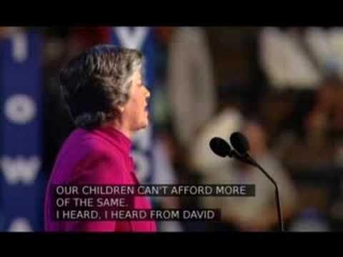 Governor Janet Napolitano (D-AZ)