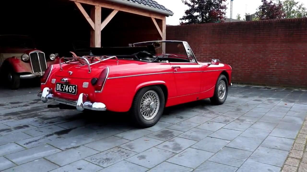 #MG #Midget #classiccar