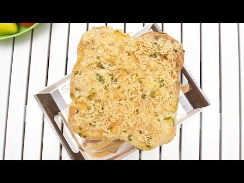 Cách làm bánh mì chà bông siêu mềm, siêu ngon