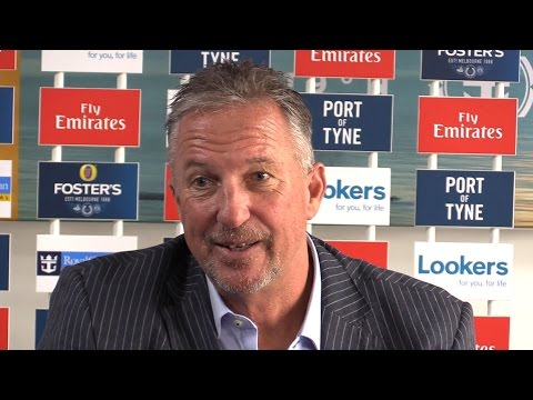 Sir Ian Botham Takes Over As Durham Chairman - Full Press Conference