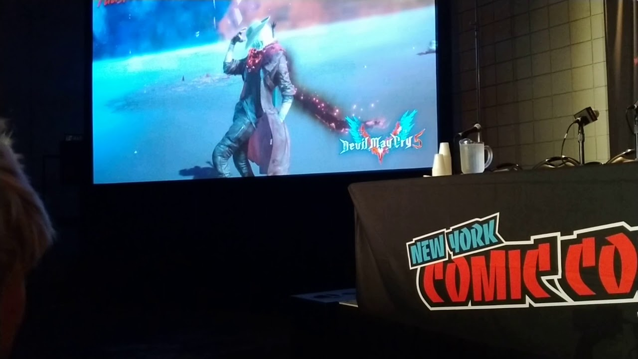 Данте из Devil May Cry 5 сможет бросать свою шляпу во врагов как Кун Лао из Mortal Kombat (новый геймплей)