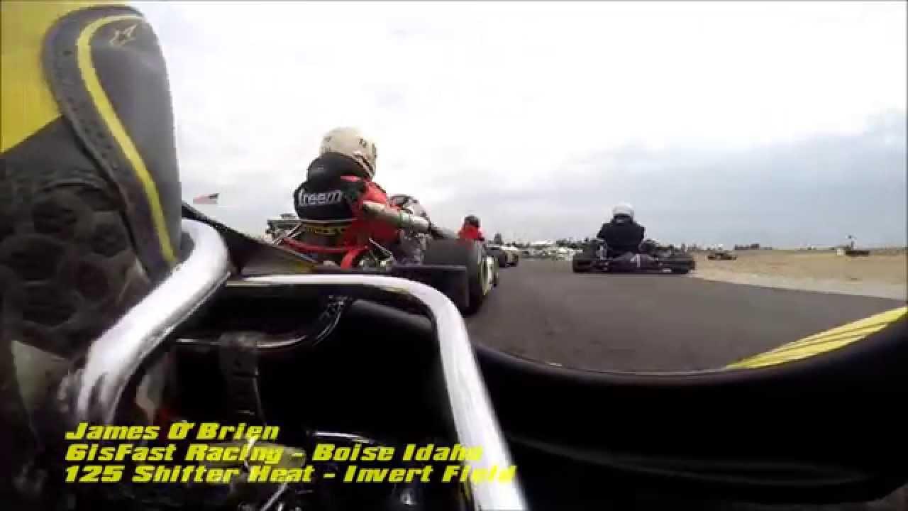 6isfast Racing James O Brien Srk Boise Idaho 125 Shifter Kart Thanks To Eshifterkart
