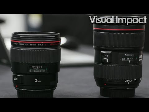 Visual Bytes - 18 Prime lenses