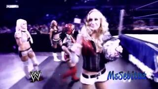 WWE MICHELLE McCool new theme song 2014