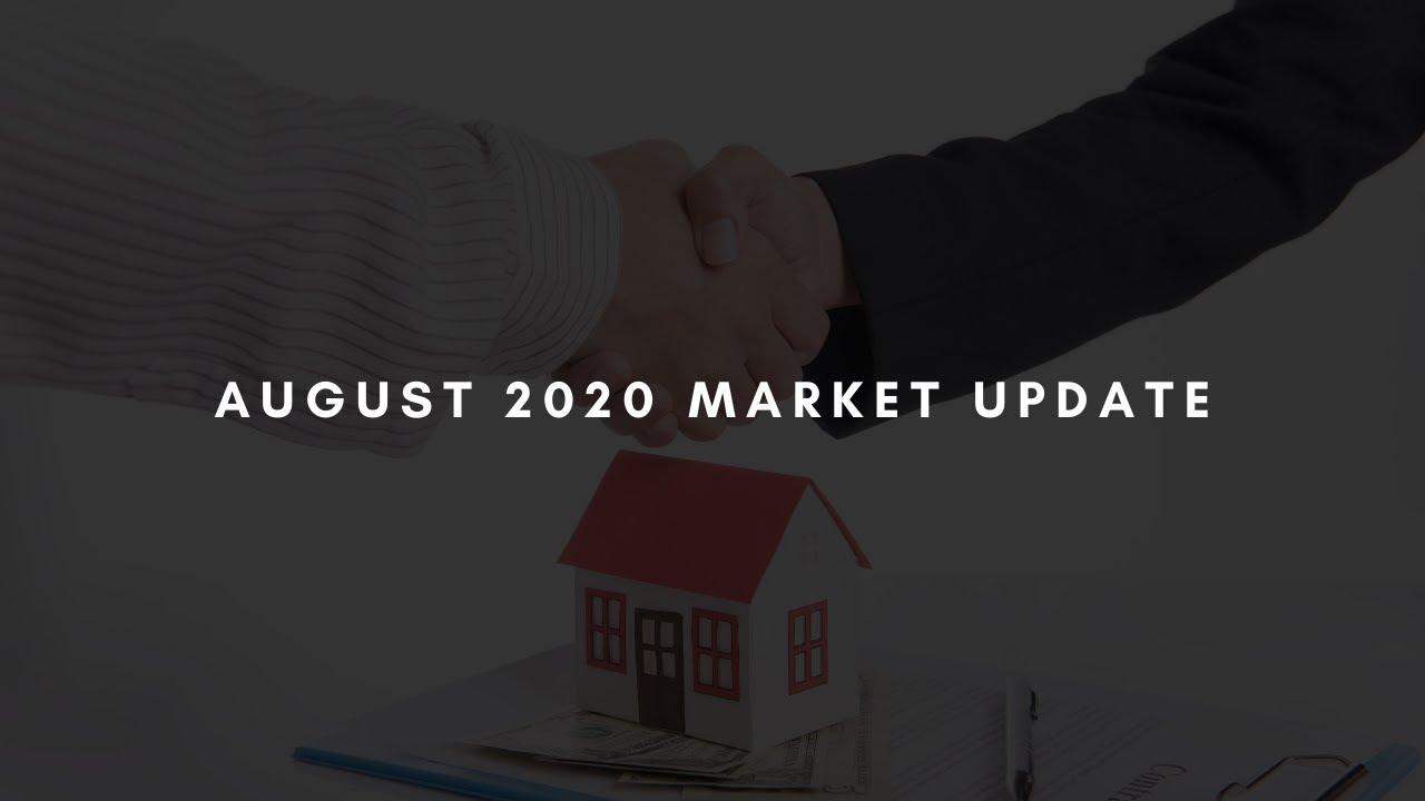 August 2020 Market Update