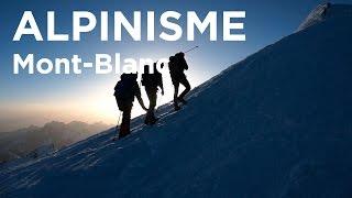 Mont Blanc voie normale refuge du Goûter Saint-Gervais alpinisme - 6570