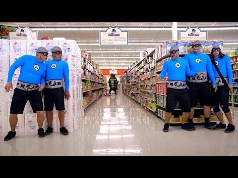 The Aquabats! Super Show! - Grocery Store Attack!