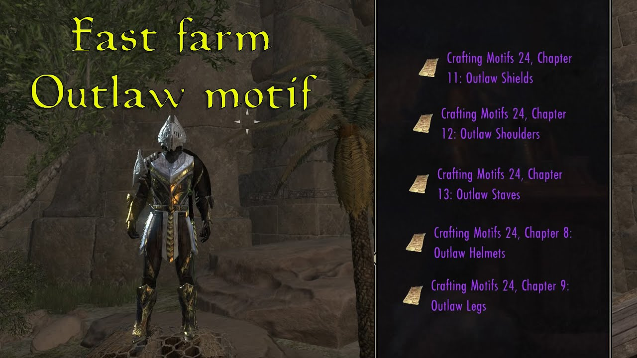 how to search eso guild dtore for motif