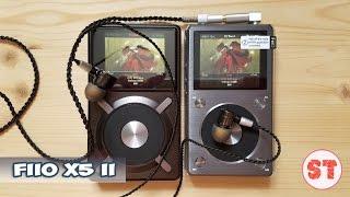 Знакомство с FiiO X5 II, Hi-Res аудио плеером высокого качества