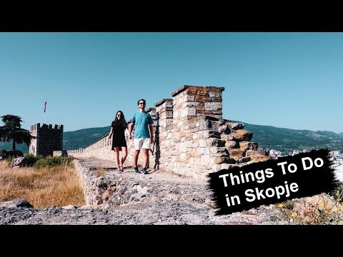 We Spent The Day in Skopje, North Macedonia | What To Do & See
