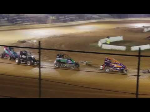 10 2 16 feature last 20 laps -Airport Speedway