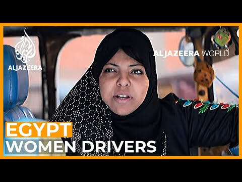 Behind the Wheel: Egypt's Women Drivers - Al Jazeera World