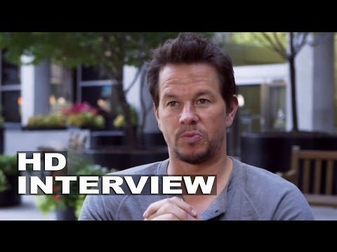 "Transformers 4: Age of Extinction: Mark Wahlberg ""Cade Yeager"" Behind the Scenes Movie Interview"