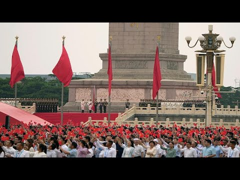 في مئوية الحزب الشيوعي الصيني..الرئيس شي يقول إن نهضة البلاد تاريخية وزمن اضطهادها ولى…