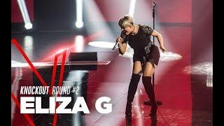 """Eliza G.  """"Nessun dolore"""" - Knockout - Round 2 - TVOI 2019"""