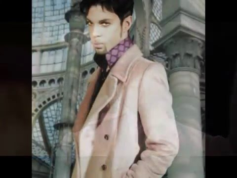 My Tribute to Prince: 1958-2016. Sometimes it Snows In April.