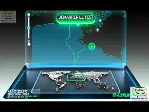 "teste de connections Algérie Telecom ""easy adsl"""