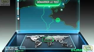 teste de connections Algérie Telecom