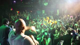 Flo Rida Takes Over Club Gipsy In Moscow!