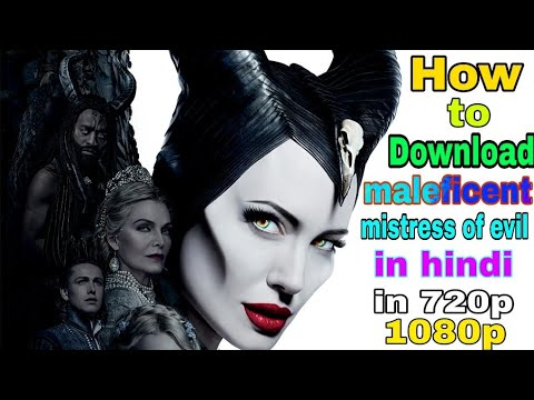 How To Download Maleficent Mistress Of Evil Movie In Hindi Download Maleficent Mistress Of Evil