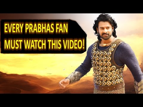 Thumbnail: Interesting Facts About Prabhas