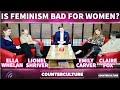 Has The Feminist Civil War Alienated Women? Does 4th Wave Feminism Infantilize/weaken Women?