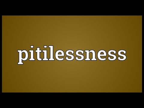 Header of pitilessness