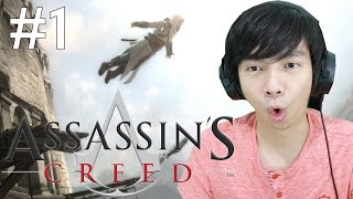 Egois Banget - Assasin's Creed - Indonesia Gameplay Part 1