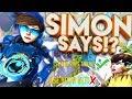 OVERWATCH SIMON SAYS CUSTOM GAMEMODE!?