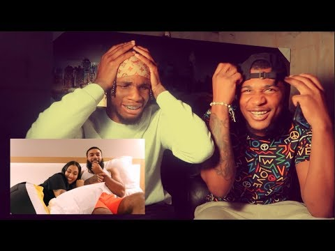 HOW WE FEEL ABOUT OUR SIS QUEEN HAVING A BABY WITH OUR BRO CLARENCE!!! (REACTION)