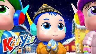 детские песни Скоро Рождество Еще KiiYii мультфильмы для детей