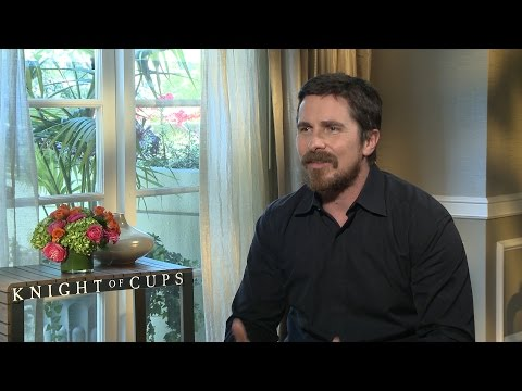 Christian Bale on 'Knight of Cups' and the Process of Working with Terrence Malick