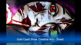 Gold Coast Show Street Art 2013