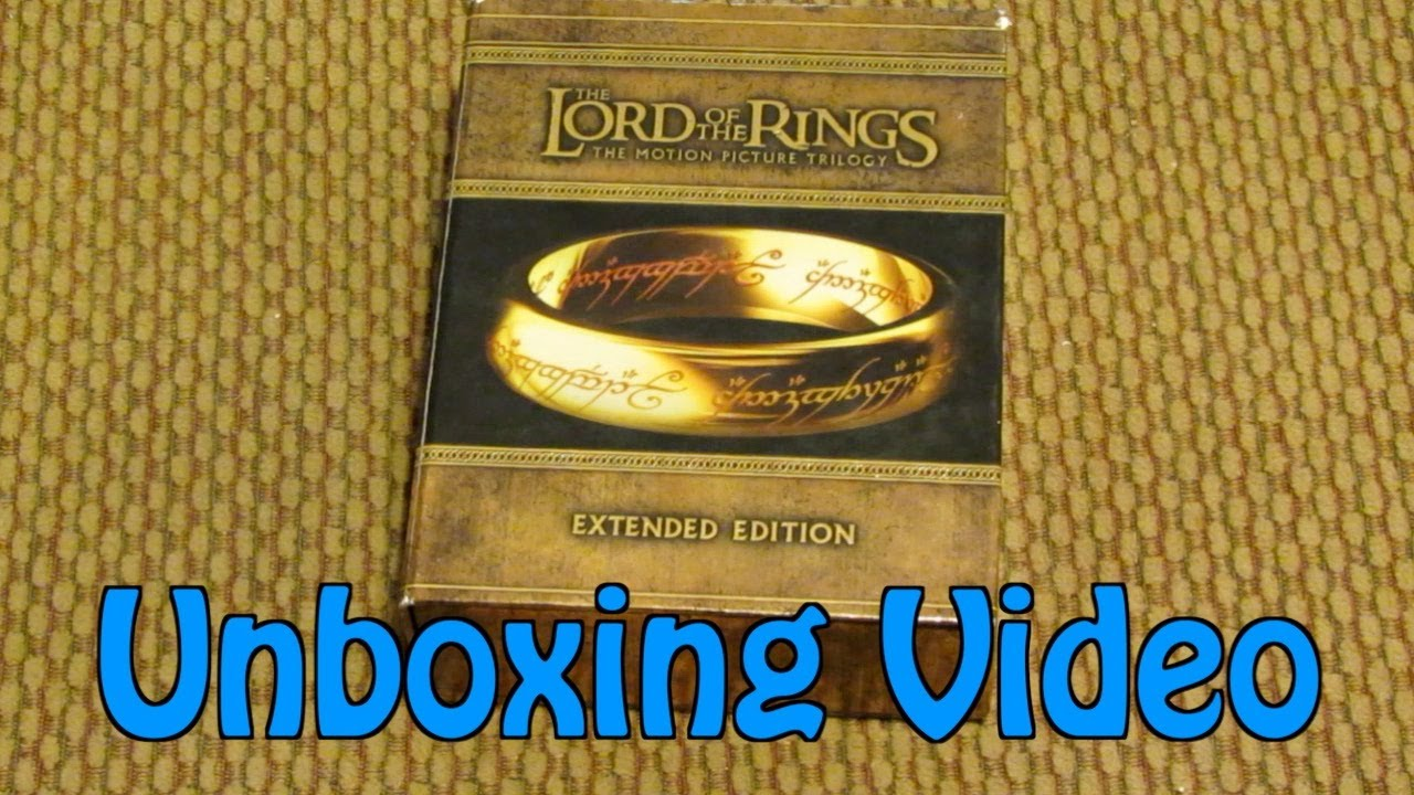 Lord Of The Rings Trilogy Edition Review