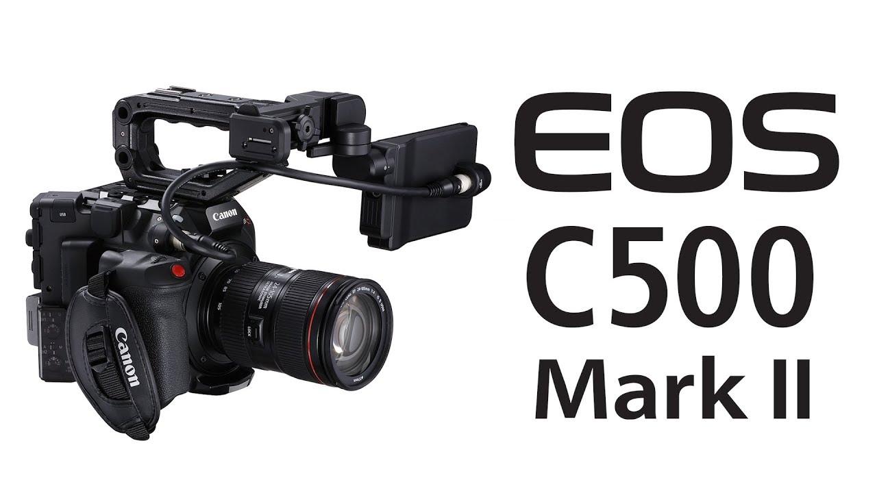 Canon C500 Mark II | Announcement - Adorama thumbnail