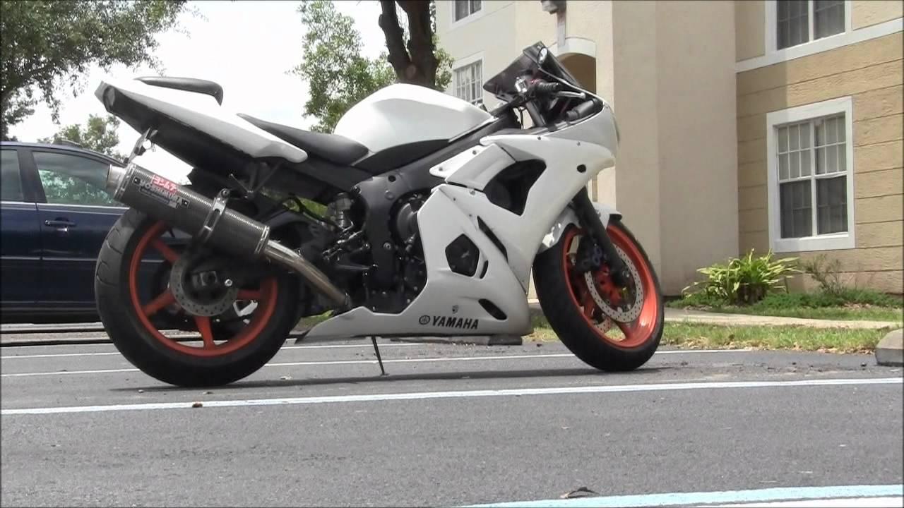 My Yamaha 600 Cc Street Bike Youtube