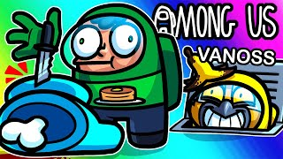 Among Us Funny Moments - Crewmates Can Use Vents! (Vent Mod)