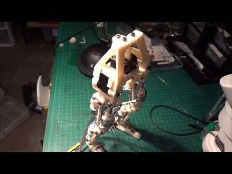 Advanced Humanoid Robot Design Part 4