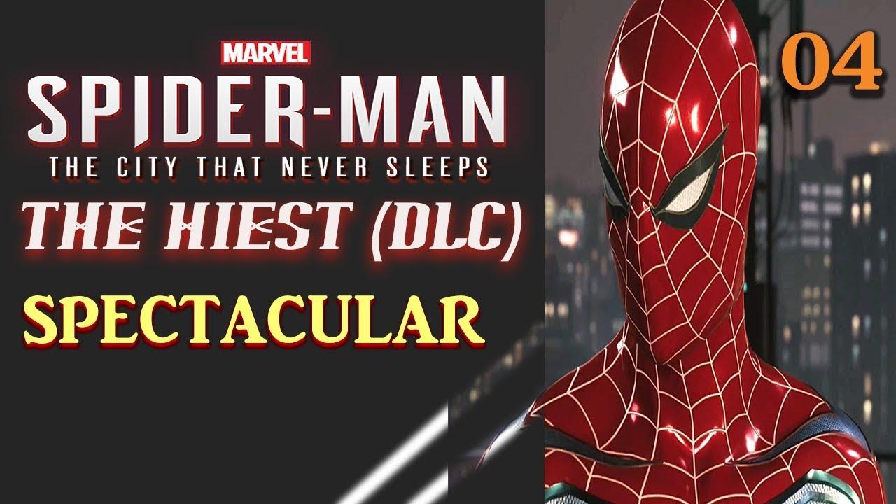 Download [ DLC ] MARVEL'S  SPIDER-MAN THE HEIST:SIDEQUEST DET MACKEY FELICIA FATHER ?HARDY STOLEN ART PART 04