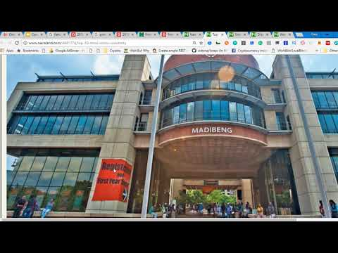 10 most beautiful university senate buildings in Africa