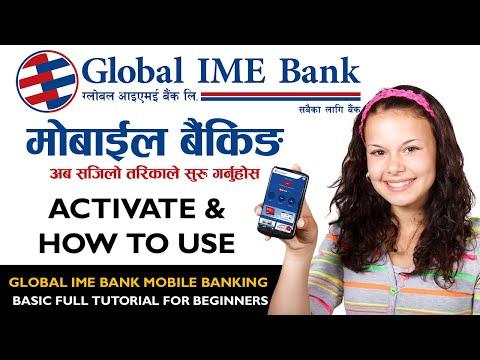 (Full Tutorials) Global ime Bank Mobile Banking 2020।Sandeep GC Official।