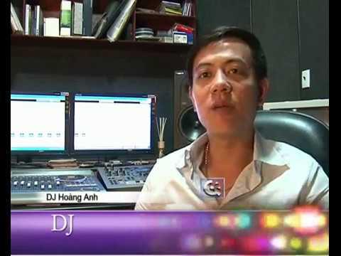 Kool Studio - VTV4 - Phóng sự nghề DJ Việt Nam - 5/2009  - www.hocdj.com