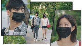 매우 수상해 보이는 도래커플;; (은우(Cha eun woo)는 손잡고 싶은뎅ㅜ_ㅜ) 내 아이디는 강남미인(Gangnam Beauty) 14회