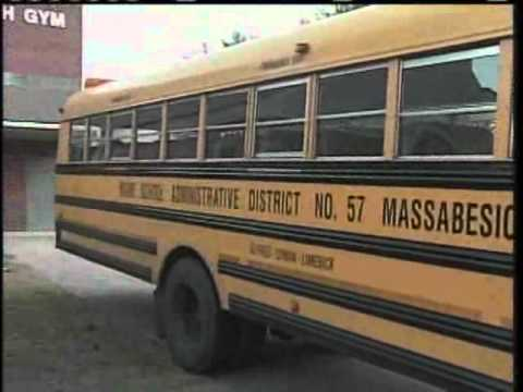 Organizers Host Stuff The Bus Event Outside Alfred Elementary School