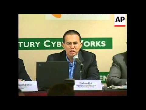 HONK KONG: ALLIANCE BETWEEN TELSTRA/PCCW/TELECOM