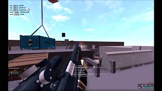 Montage de meurtre avec KS-23M/Roblox:Phantom forces